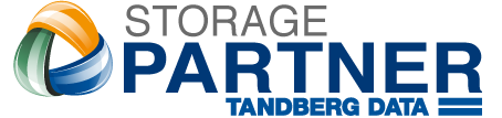 Tandberg Data Storage Partner